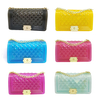 New arrivals crossbody bags ladies hand bags fashion jelly purses and handbags for women