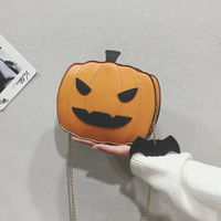 Halloween pumpkin crossbody bag designer handbags messenger tote bag women handbag luxury handbags for women purses