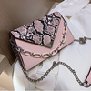 2020 Trendy Fashion Snake Skin Crossbody Bag Famous Brand Women Purses Designer Handbags for Women